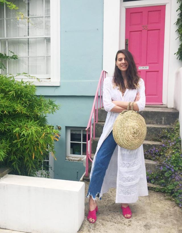 How to shop River Island: Sophia Basse