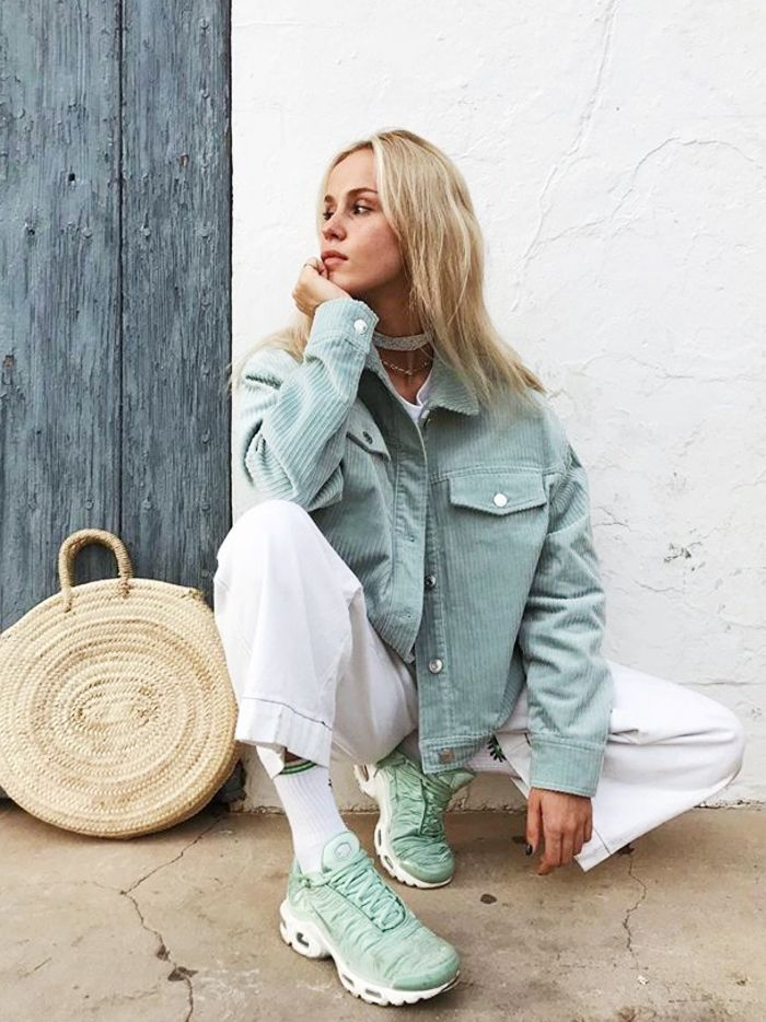 best corduroy jackets: Weekday cord jacket