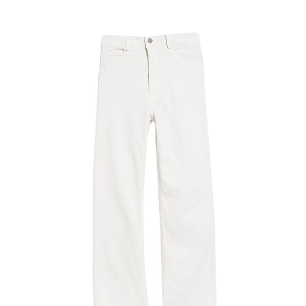 Slim Legion Pant in Dirty White