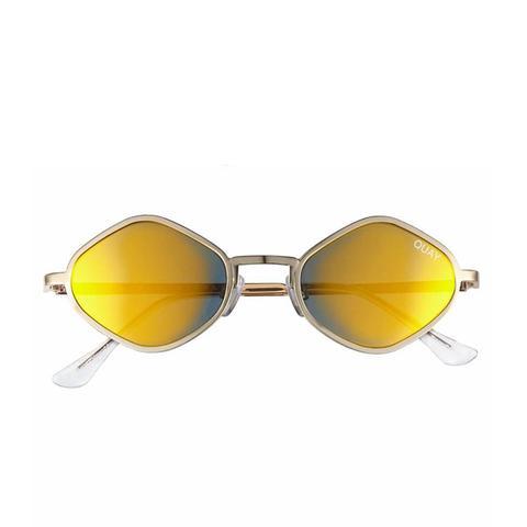 #QuayxKylie Purple Honey Sunglasses