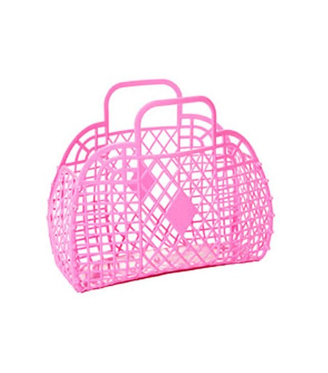 Sun Jellies Retro Basket