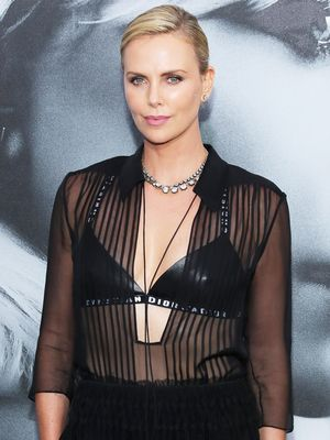 "Charlize Theron's Stylist Settles the ""Age-Appropriate"" Debate in One Sentence"