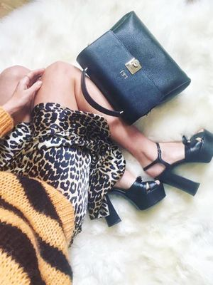 Prepare Yourself for Pat Butcher Levels of Leopard Print This September