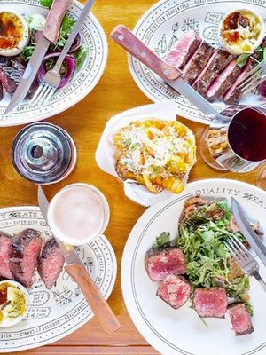 Clear Your Schedule: These Are the Best Steak Houses to Visit in NYC This Week
