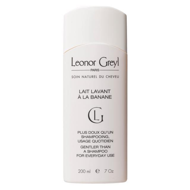 leonor greyl Lait Lavant A La Banane - summer beauty products