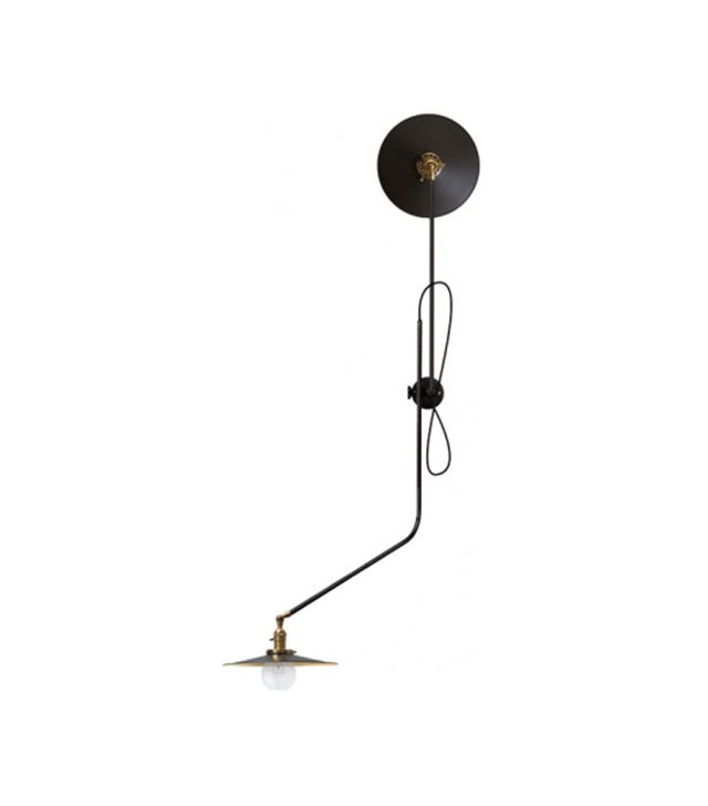 Workstead 2-Arm Bent Wall Sconce