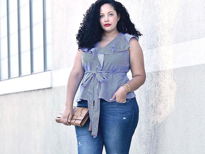 best plus-size jeans