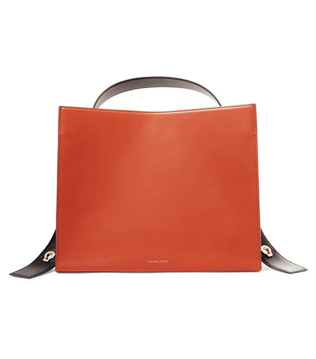 Young Leather Tote
