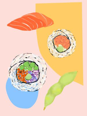 The 4 Healthiest Sushi Dishes to Order (and the One to Avoid Altogether)