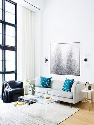 Tour a Sleek, Modern Triplex With Scandinavian Sensibilities