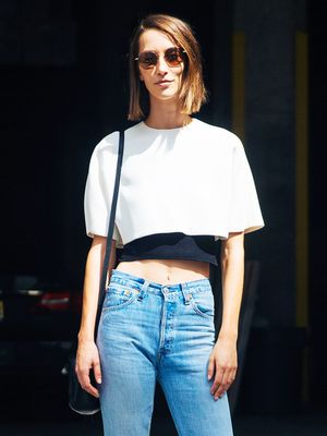 How to Cut a Shirt to Give Your Basic Top New Life
