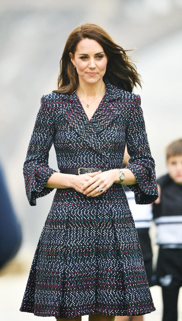 Kate Middleton style: Chanel dress
