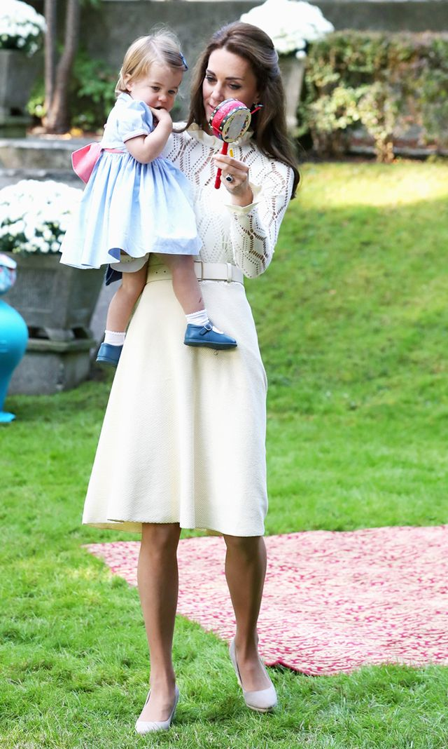 Kate Middleton style: See by Chloe dress