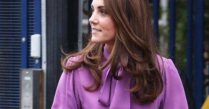 The Duchess of Cambridge Just Found the Perfect Coat On the High Street