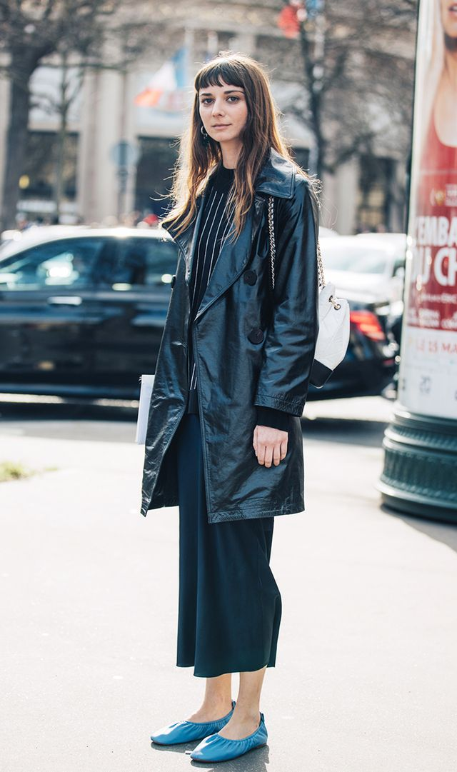 trench coat outfit
