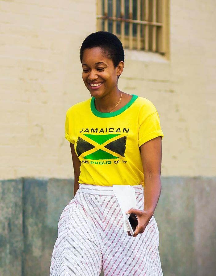 Tourist t shirt trend: Jamaica T-Shirt