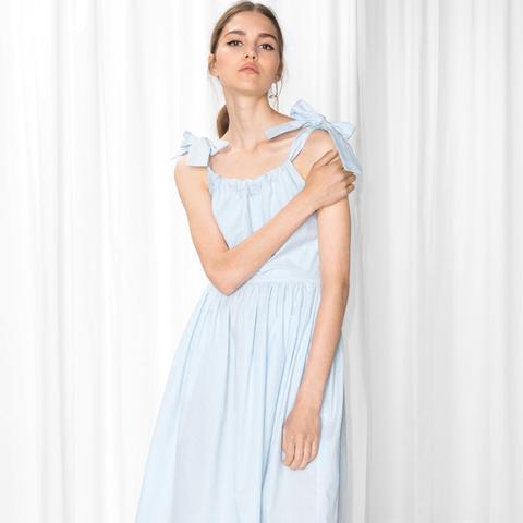 Tie Strap Dress