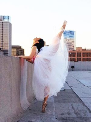 From Rehearsals to Macrobiotic Bowls: A Day in the Life of a Vegan Ballerina