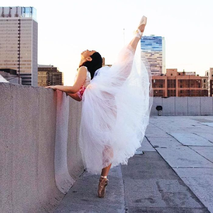 Agnes Muljadi Ballerina Diet