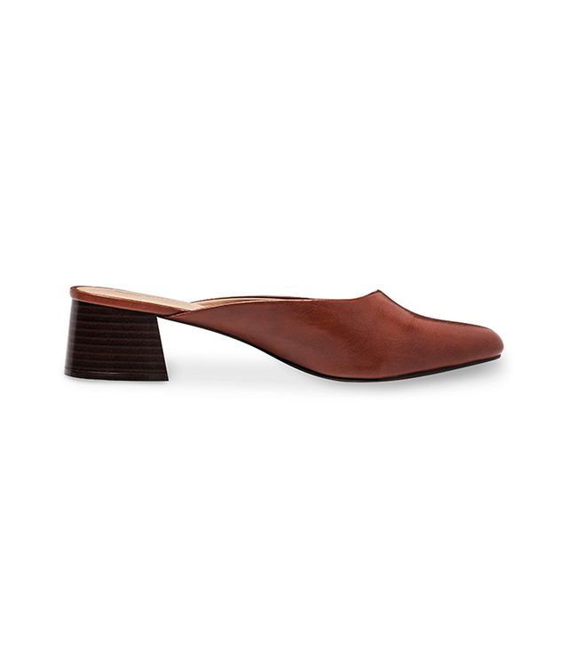 Who What Wear Everly Block Heel Mules