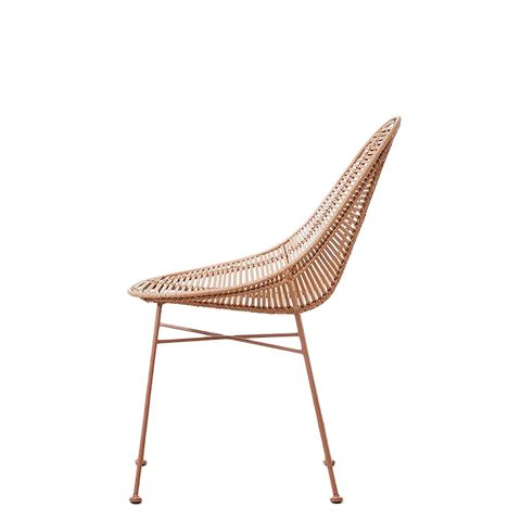 Haylee Mono Rattan Chair