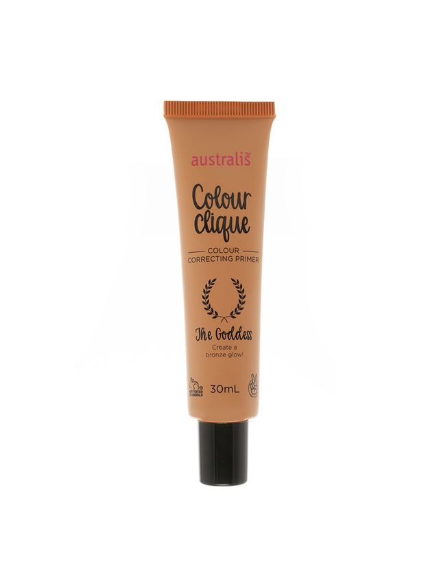 Australis Colour Clique Colour Correcting Primer