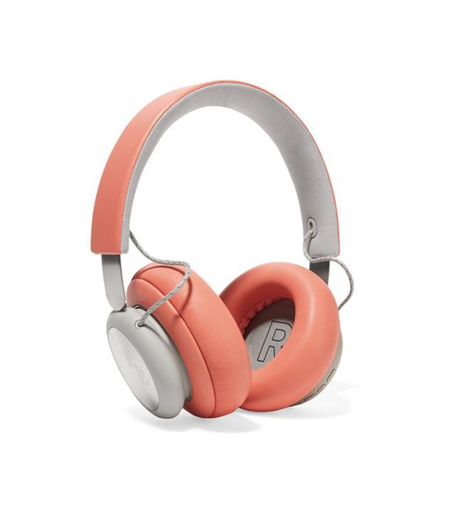 H4 Wireless Leather And Aluminium Headphones