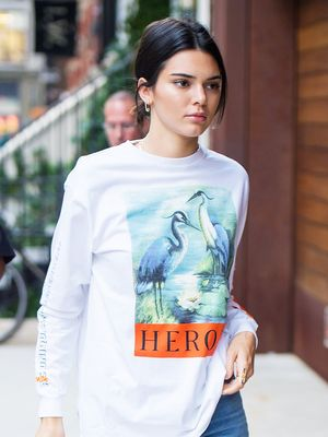 Kendall Jenner Just Braved 4 of the Most-Feared Fashion Trends at Once