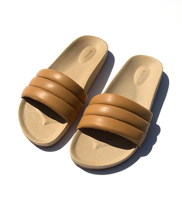 walking sandals Beatrice Valenzuela Nude Sandalia