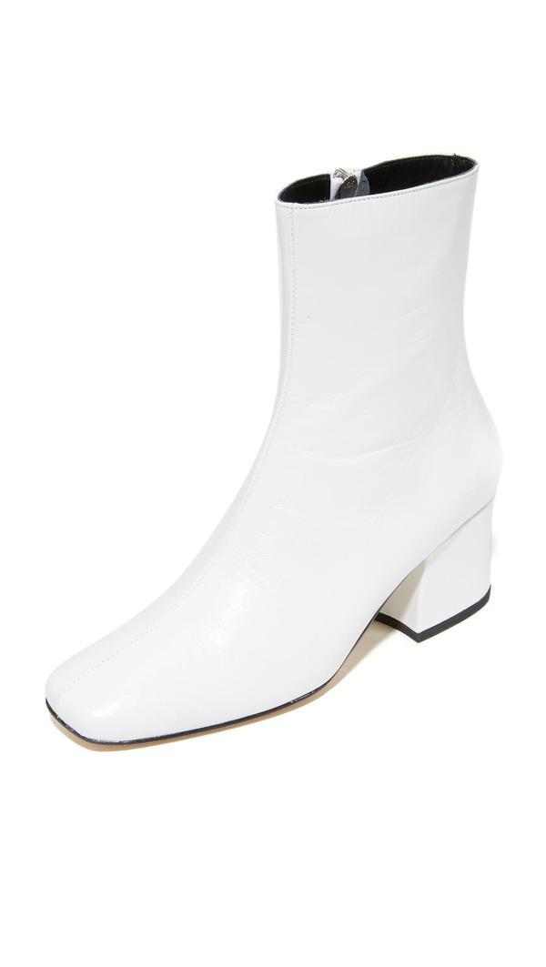 Sybil Leek Ankle Booties