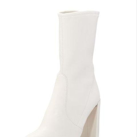 Clinger Stretch Ankle Boots