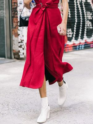 Where to Buy the Chicest White Boots