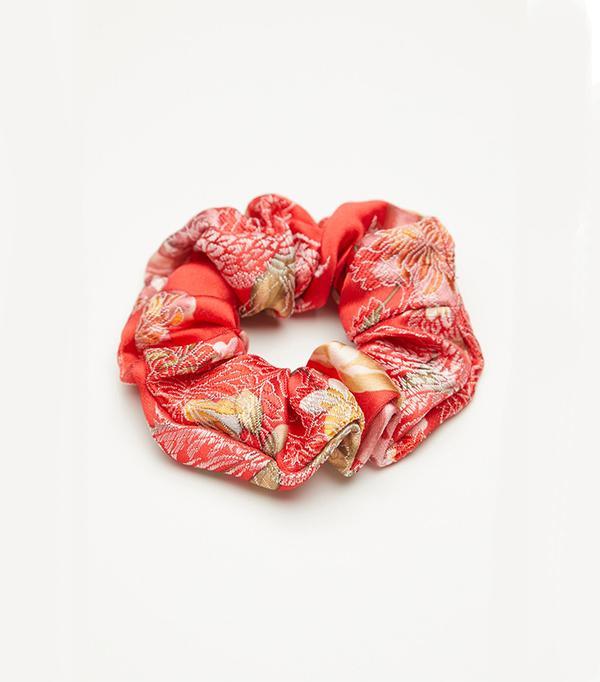 Silk Brocade Scrunchie by Free People