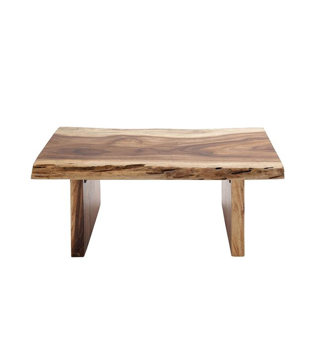 UMA Live Edge Wood Coffee Table