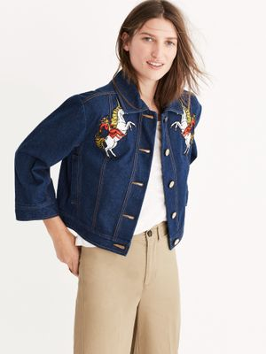 This Cult Label Just Made the Cutest Collection With Madewell