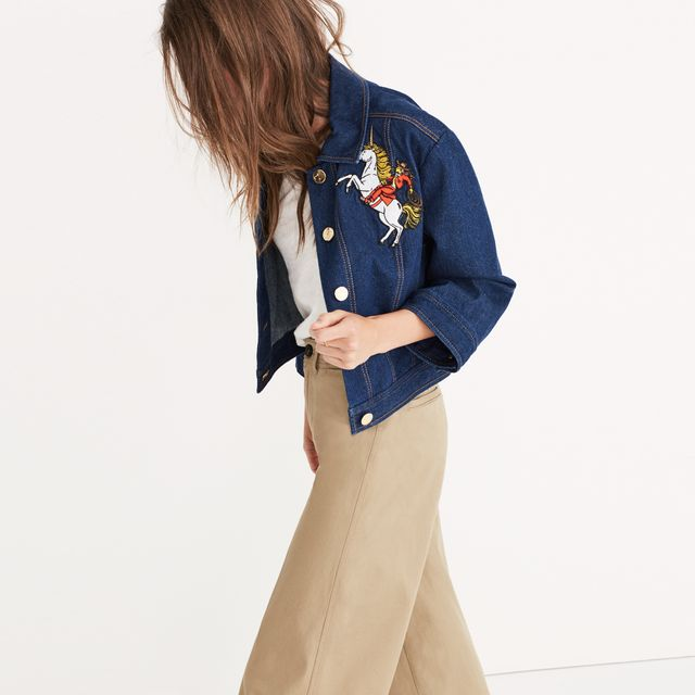 Karen Walker® Rodeo Jean Jacket