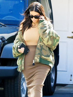These Kim Kardashian West Shorts Will Really Get People Talking