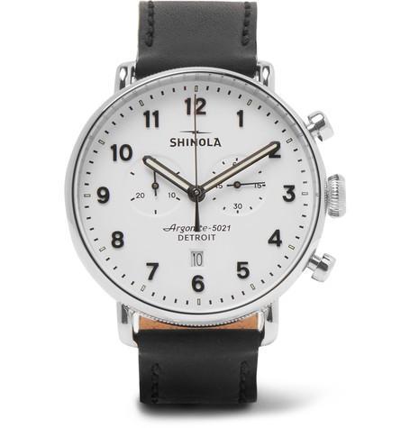 Shinola The Canfield Watch