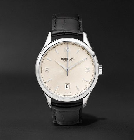 Montblanc Heritage Watch