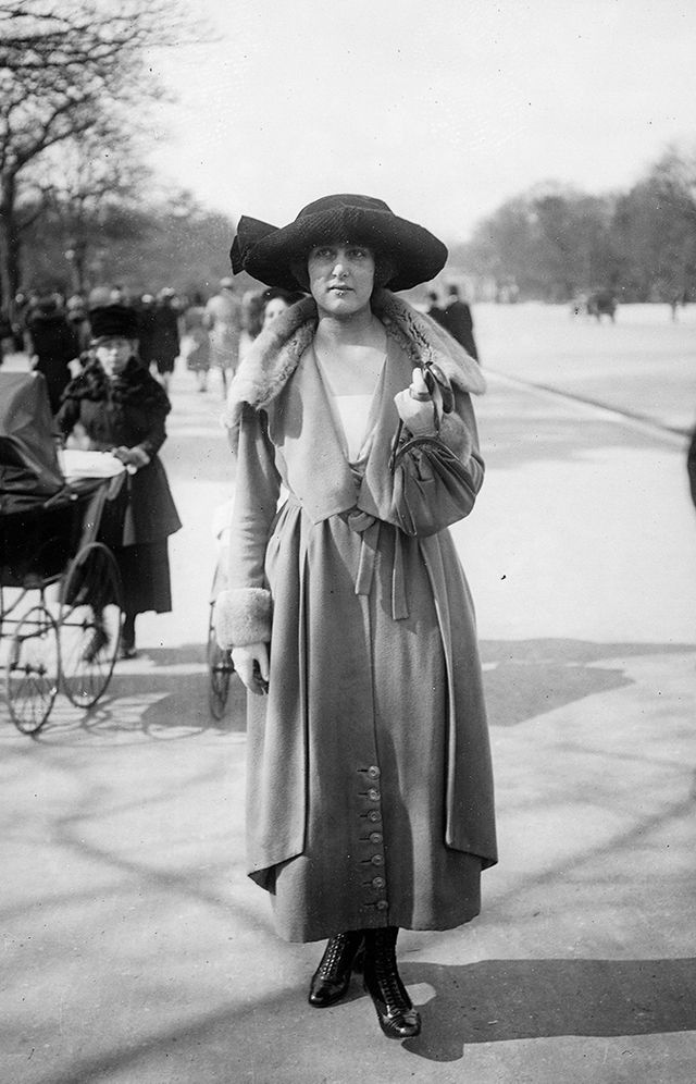 1910s fashion trends