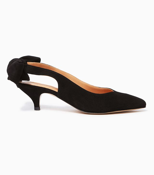 Sabine Pumps in Black
