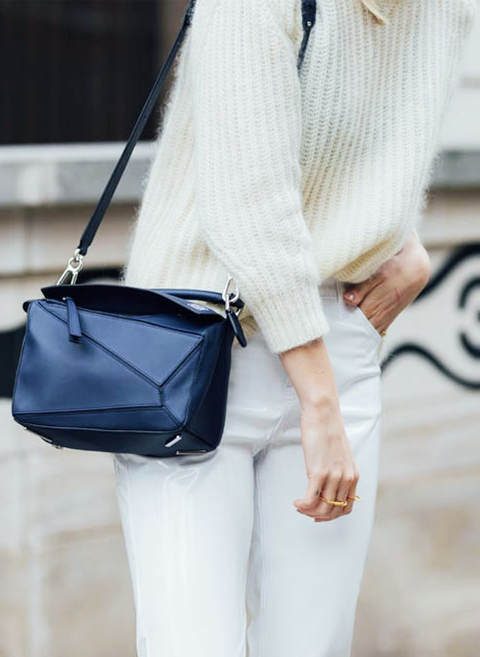 How to shop Vestiaire Collective: Loewe bag