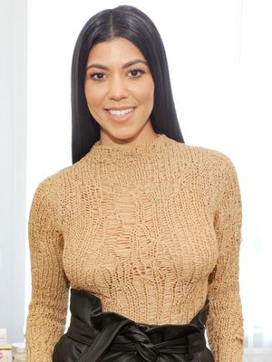 "This Is Exactly What Kourtney Kardashian Eats When She's on a ""Detox"""