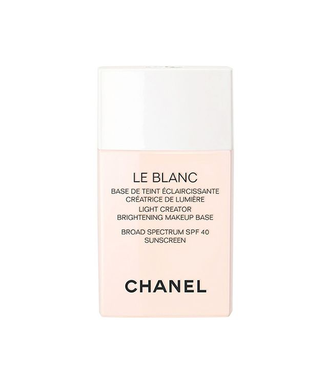 Chanel Le Blanc Brightening Makeup Base - best primers for combination skin