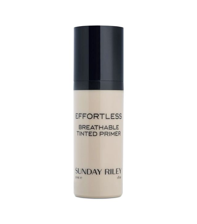 Women's Effortless Breathable Tinted Primer - best primers for combination skin