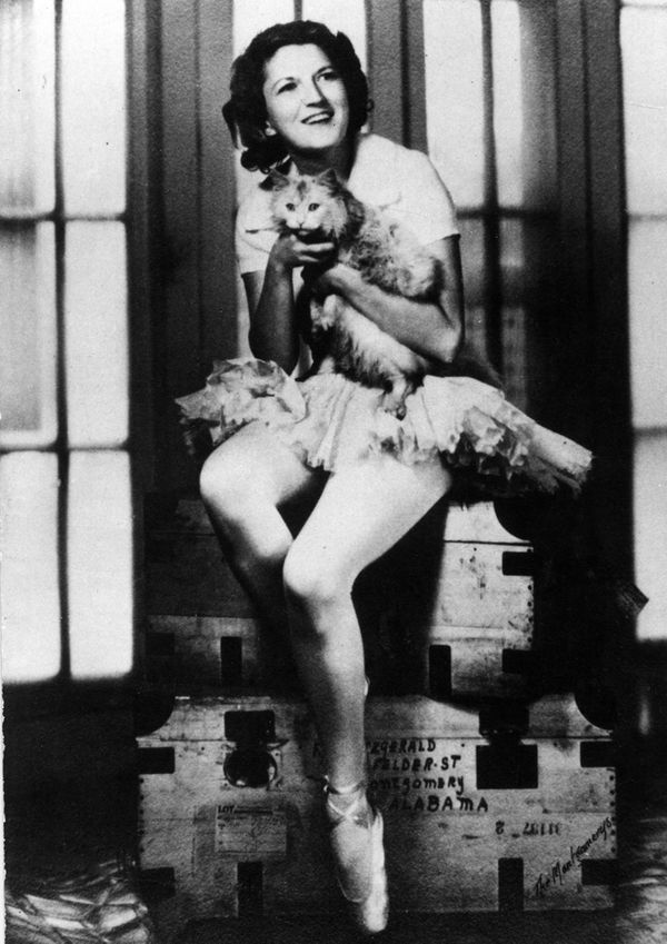 southern fashion icons, Zelda Fitzgerald