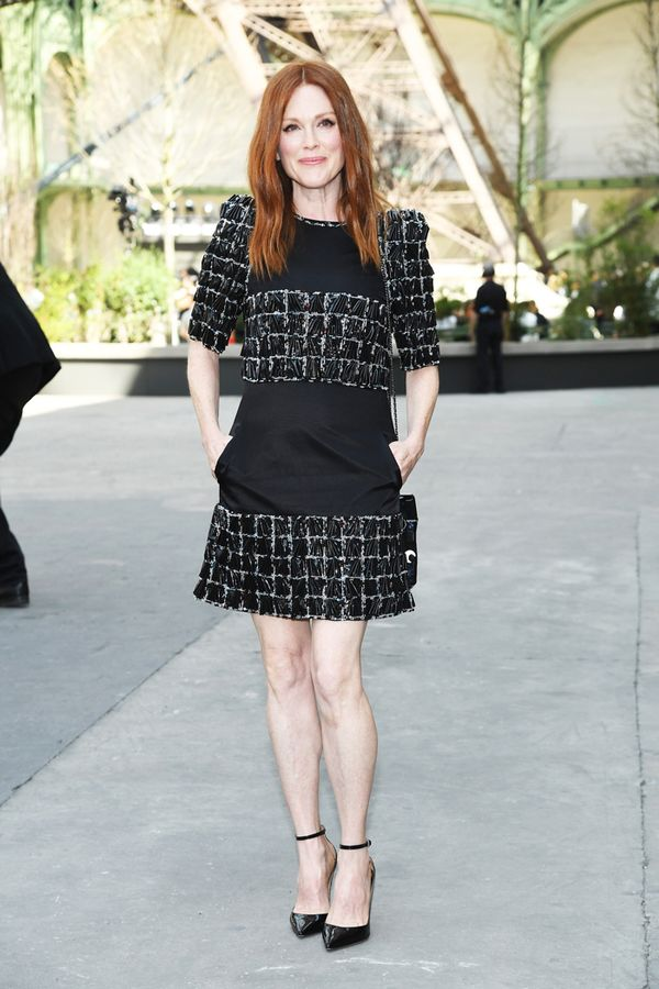 southern fashion icons, julianne moore