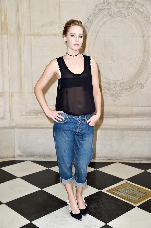 southern fashion icons, jennifer lawrence