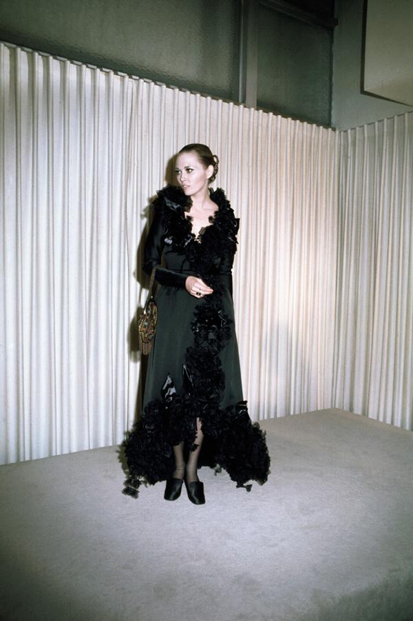 southern fashion icons, Faye Dunaway