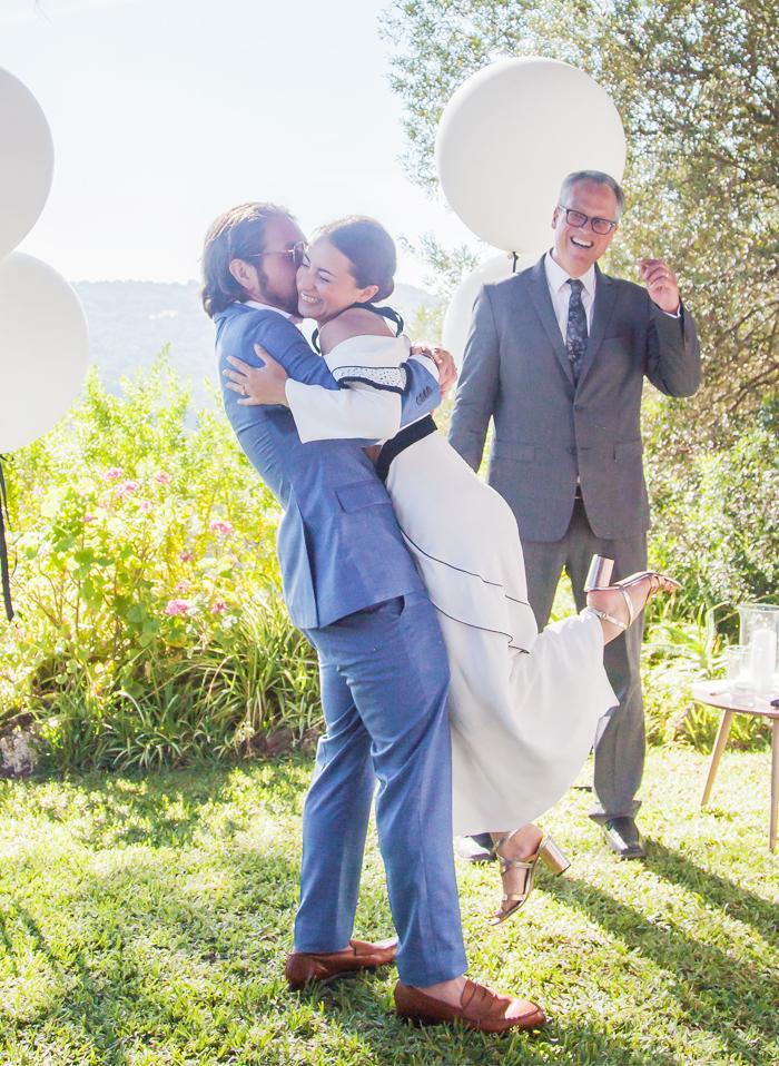 Fashion weddings: Hannah Almassi